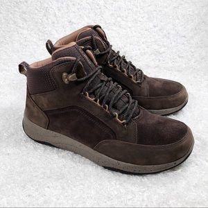 L. L. Bean Brown Lace Up Boots